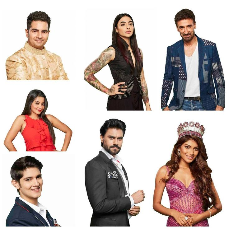 #BiggBoss Season 10 Participants Revealed EXCLUSIVELY on #UCBrowser #UCWeb