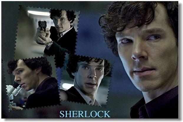 Купить шерлок холмс, sherlock - постер, плакат, афиша №16 по низкой цене