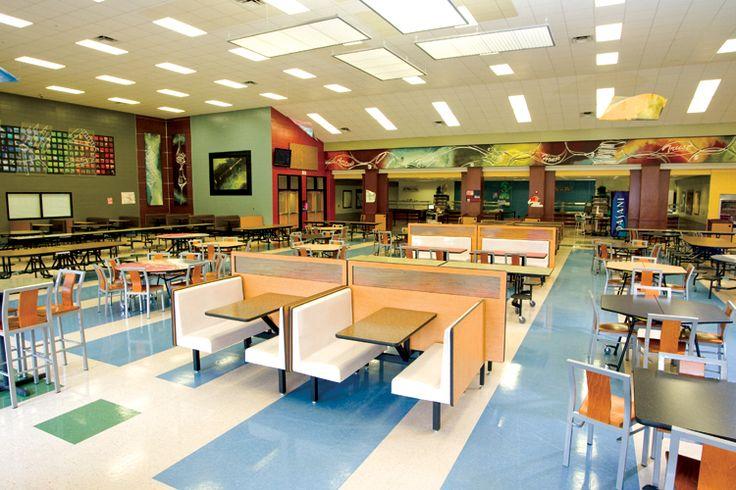 Commons 1 high school design inspiration pinterest for School kitchen designs