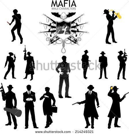 how to look like 1920 mafia
