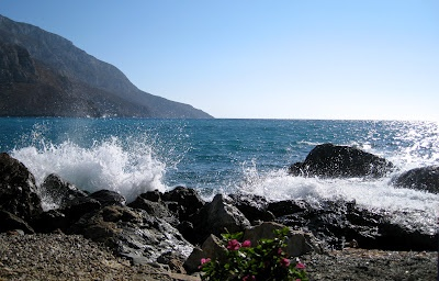 Kalymnos, Greece; BRIAN SIBLEY : his blog