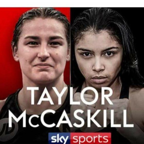 Its official December 13th in London. #america #ireland #england #chicago #london #american #irish #english #champions #womensboxing #caskilla #katietaylor #jessicamcckaskill #mexico #mexican #boxing #combat #icons #goldengloves #olympics #goldmedal #skysports #rickramosboxing #chiboxing #bodyshotboxingclub
