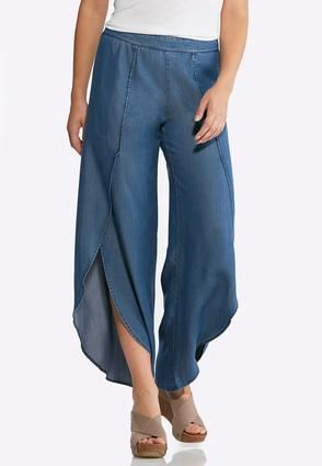 d64e1ac14a Cato Fashions Chambray Tulip Pants #CatoFashions | Spring/Summer ...
