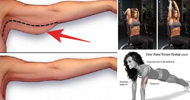 Upper arm loose skin affects both men and women. It is occasioned by a sagging of the skin as a result of physical inactivity or aging. HERE ARE SOME EXERCISES TO TIGHTEN LOOSE ARMTo tighten your upper arm skin you can engage in regular exercises which are targeted at your triceps.Once your triceps muscles are enhanced the sagging skin will stretch out and be in harmony with your arm muscles and consequently it's visibility will be reduced.For this, you can try these three exercises today to…