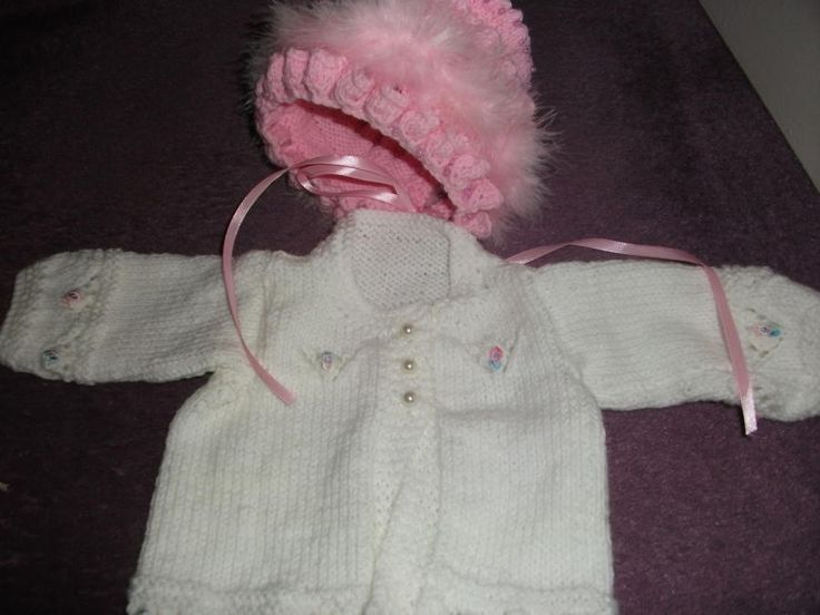 Baby Set - Knitting creation by mobilecrafts | Knit.Community