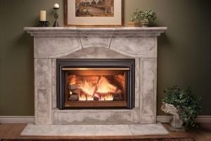 Gas Fireplace Insert Fireplaces Pinterest Fireplace