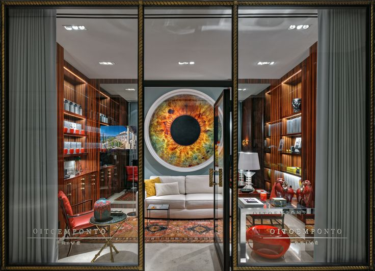 Oitoemponto Opens a Petite Boutique in Lisbon's Ritz Four Seasons | Architectural Digest