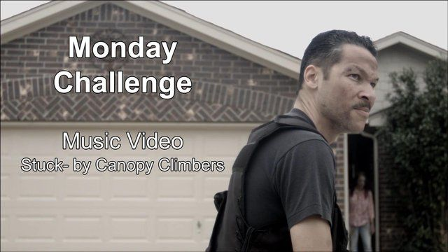 """My entry for Film Riot's month long Music Video Monday Challenge.  I chose the song """"Stuck"""" by Canopy Climbers after listening to all the other songs.  This is the song that spoke to me and this is what I saw in that song when i closed my eyes.  """"Stuck"""" by Canopy Climbers (used legally thru Film Riot's Monday Challenge) contest  Feeling alone and out of food, Dan has to venture out in order to survive.  Unfortunately part of his haunted past catches up with ..."""