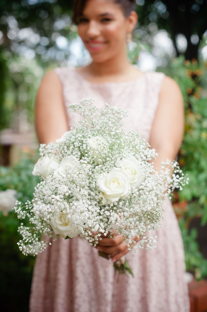 babys breath bouquet marcella treybig photography