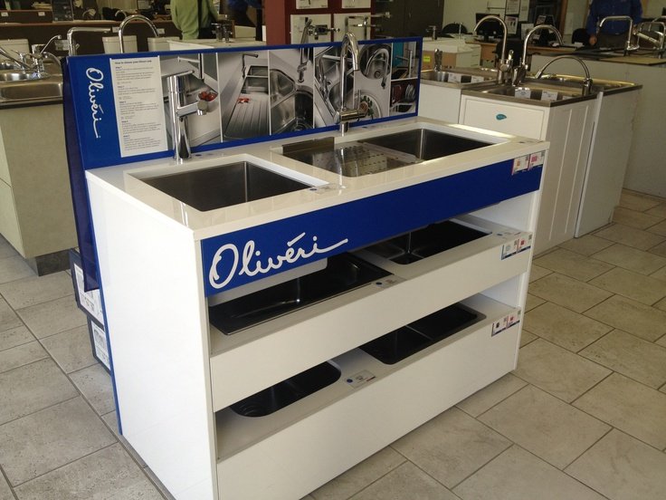 oliveri kitchen sinks at northerns plumbing supplies prospect the starting point of your kitchen - Oliveri Undermount Kitchen Sinks