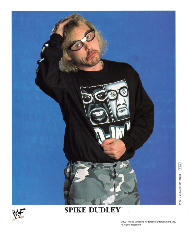 Spike Dudley
