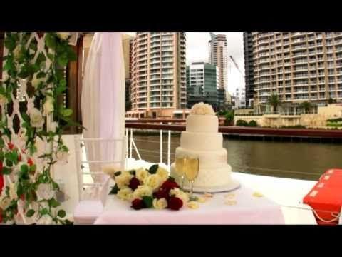 Weddings on board the Kookaburra River Queens!