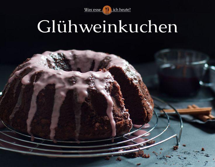Wein Und Schokolade Passen Ja Bekannterweise Gut Zusammen Warum Also Nicht Gluhwein Mit Schokolade Verbinden Ihr Gluhweinkuchen Weinkuchen Kaffee Und Kuchen