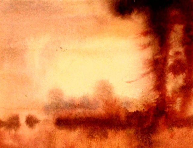 Tyrus Wong- Concept Art for Bambi