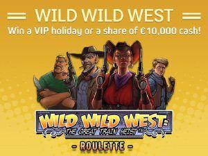 SPIN AND WIN CASINO - WILD WILD WEST - UK Casino List