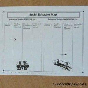 Social Behavior Mapping/Social Thinking for