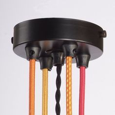 TUTO - DIY : Montage d'une suspension multiple / pavillons multi-trous /rosace