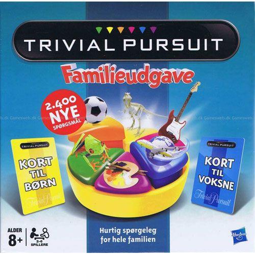 Trivial pursuit Familieudgaven 2012