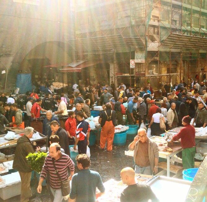 Mercato del pesce, Catania