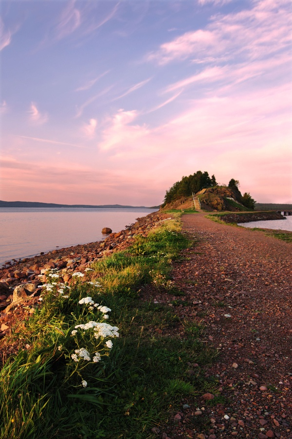 """""""Jeweled Sky Light"""" My latest photograph from my trip to  Botwood Newfoundland..."""