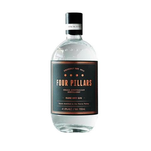 Shop Four Pillars Gin 41.8%, 700ml at NZD74.99 from Liquor Mart. This is an online liquor store in NZ, offers variety of branded wine at reasonable prices.  #Wine    #WineGifts