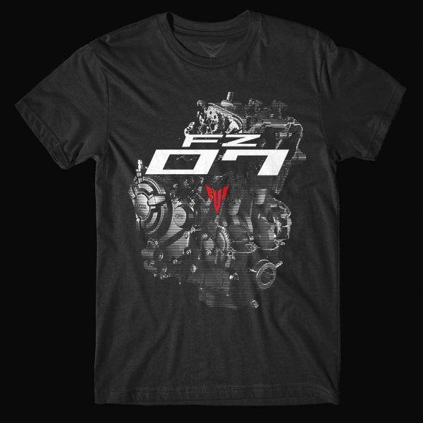 Motorcycle Shift 1n23456 T Shirt