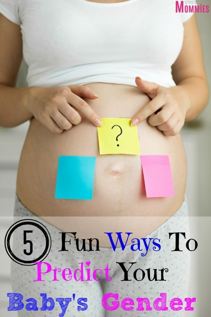 5 Fun Ways You Can Predict Your Baby's Gender - baby gender prediction during…