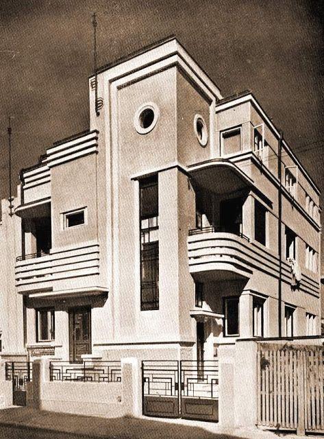 old-bucharest-romania-pictures-bucurestiul-interbelic-poze-romanian-architecture-capital-city.jpg (473×640)