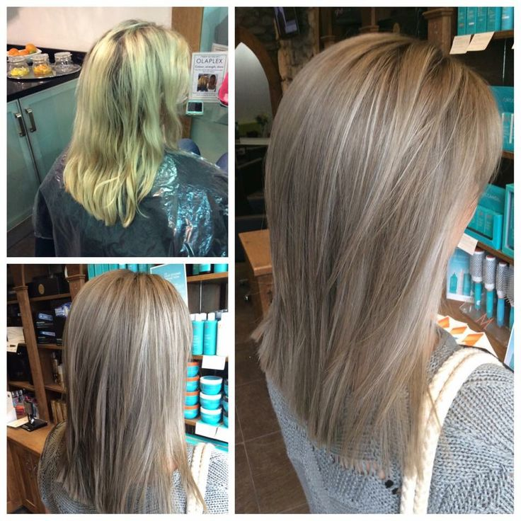 Best 25 brown with grey highlights ideas on pinterest grey hair from yellow blonde to a softer natural ashy light brown with soft whitegrey highlights pmusecretfo Choice Image