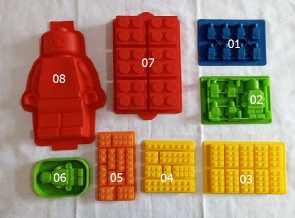 Купить товар1 шт. DIY силиконовые Lego кирпича Minifigure для льда льда лоток шоколадные плесень торт желе плесень строительные блоки для пирога звездные войны в категории Формы для мороженогона AliExpress.                      F                                    E         A         T         U         R         E         S