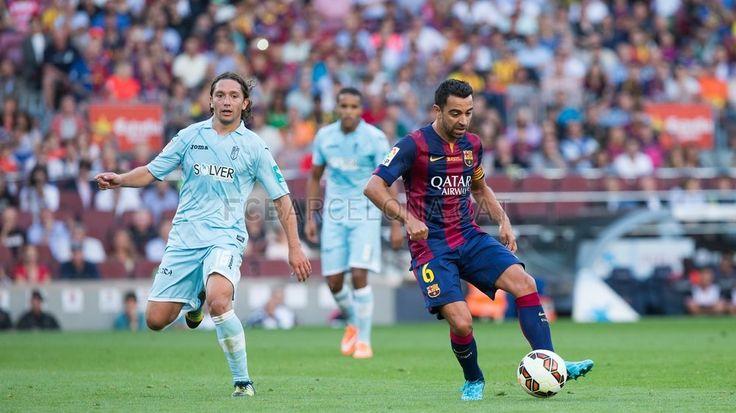 Xavi Hernández #FCBarcelona #Xavi #XaviFCB #FansFCB #6