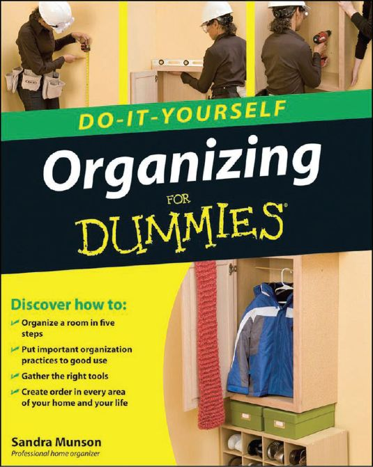 Do-it yourself Organizing