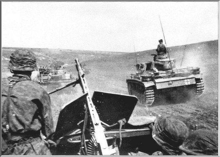 Kursk would mark the end of the great German offensives. It would also signal the beginning of the Russian recovery of its land and its dign...