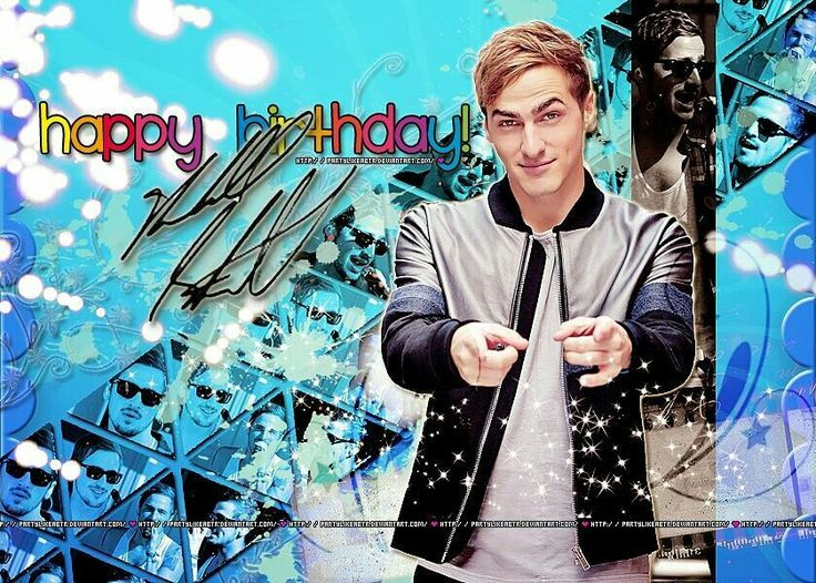 Happy birthday kendall  From fans