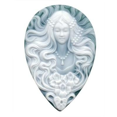 agate cameo - from Stephan, Herbert KG