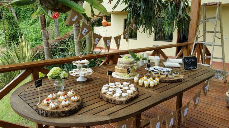 Table desert