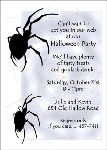 best images about halloween party invitations on, invitation samples