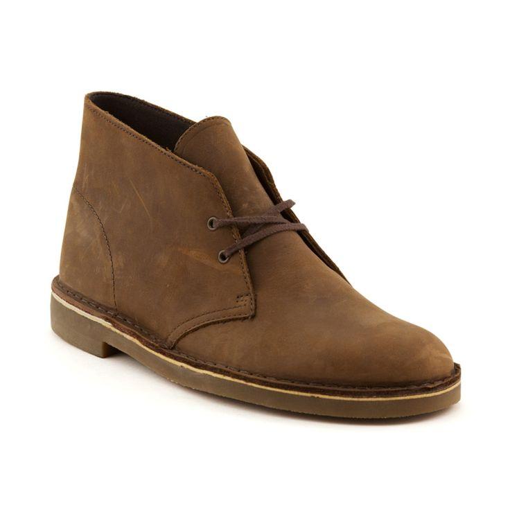 Mens Clarks Bushacre Casual Shoe