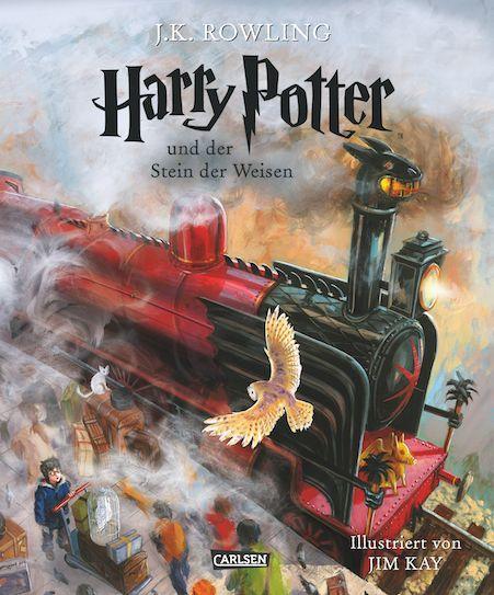 [Books] Schmuckausgabe Harry Potter und der Stein der Weisen