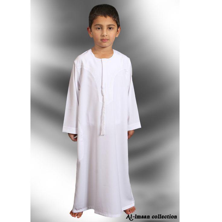 Ikaaf Omani Jubba