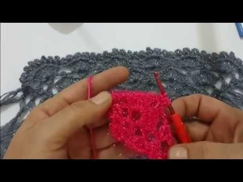 Son Moda Bademli Patik Modeli Yapılışı - YouTube
