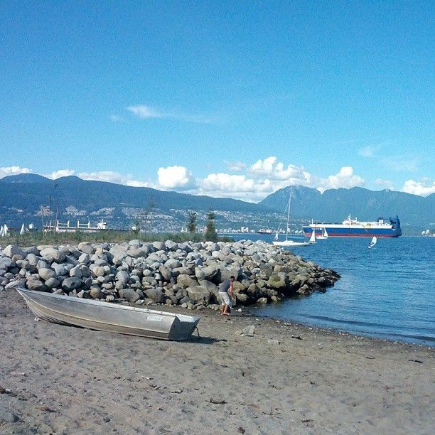 Jericho Beach, Vancouver