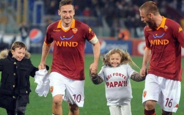 As Roma, esordio in giallorosso per Cristian figlio di Francesco Totti