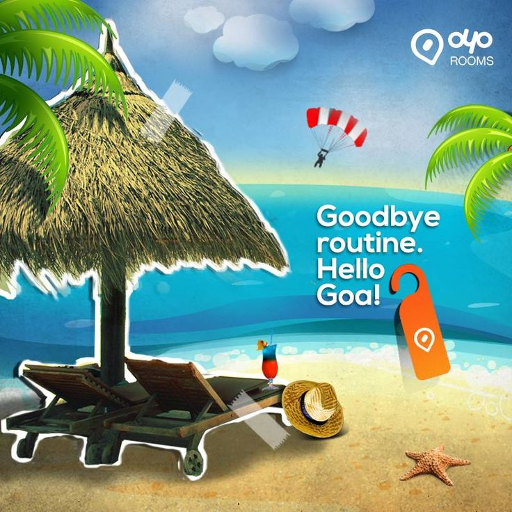 Goa, good enough to go again and again!  With #beautiful #beaches, majestic places of worship, #delicious #food and rich #cultural heritage, #Goa is one of the most popular #tourist destinations in #India.   Haven't been to Goa yet? Plan a trip this summer, and make it comfortable and affordable by booking an OYO.