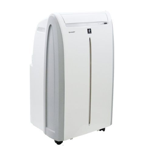 Sharp CV2-P10SX 10500 Btu Portable Air Conditioner by Sharp. $599.95. 3 Fan Speeds + Max Cool. Dehumidifies 60 pints per day. Library quiet operation. 12 hour timer. Plasmacluster Ion Technology. Sharp CV-2P10SX Portable Air Conditioner CV-2P10SX Air Conditioners