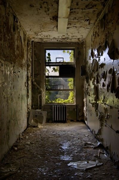 Photos And History Of The Abandoned Massachusetts Mental Health