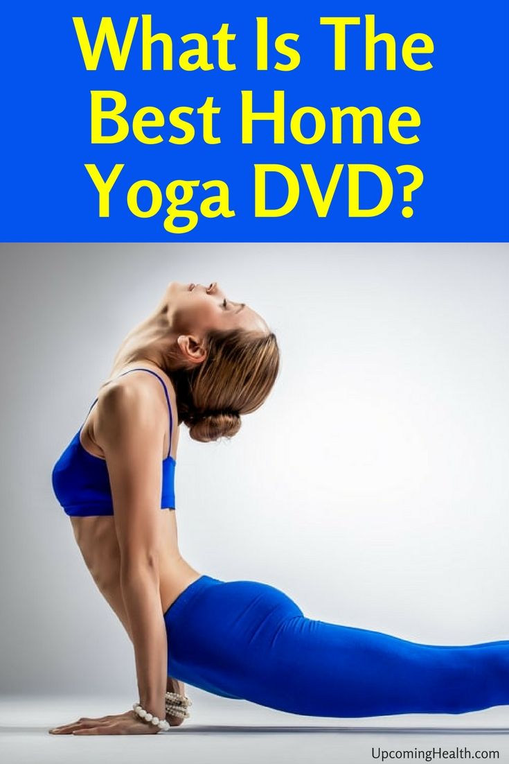 Best Yoga DVD For Beginners & Experts 2017