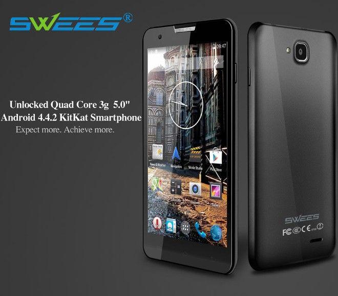SMARTPHONE 3G DUAL SIM 1 GIGA DI RAM ANDROID 4.2 QUAD CORE