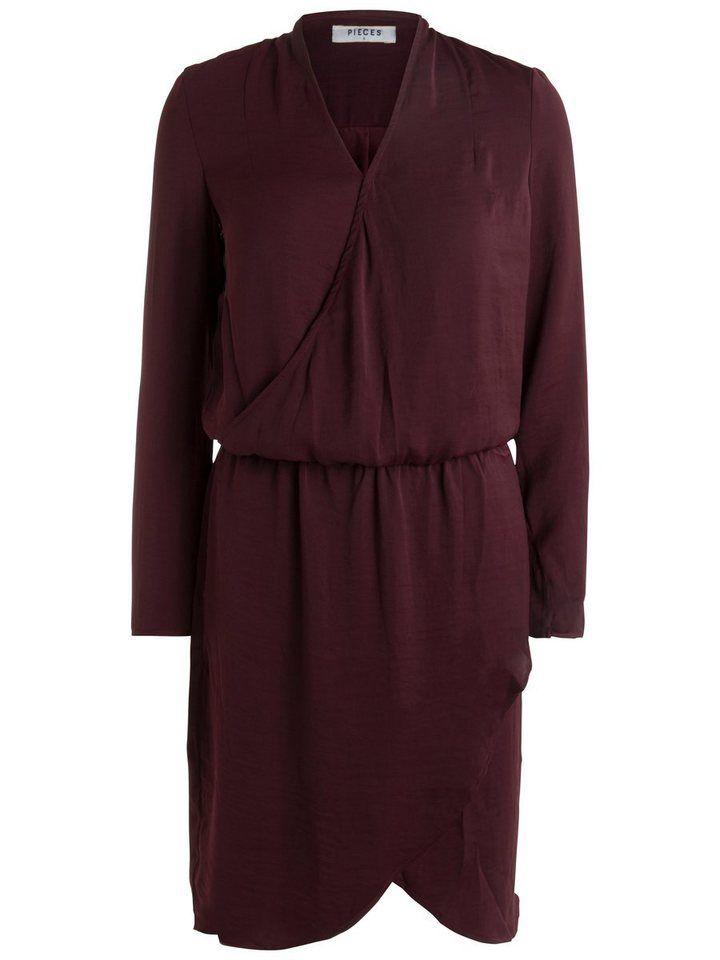 582c9ea06773 Pieces Langärmeliges Kleid | Produktkatalog Fashion @ OTTO ...