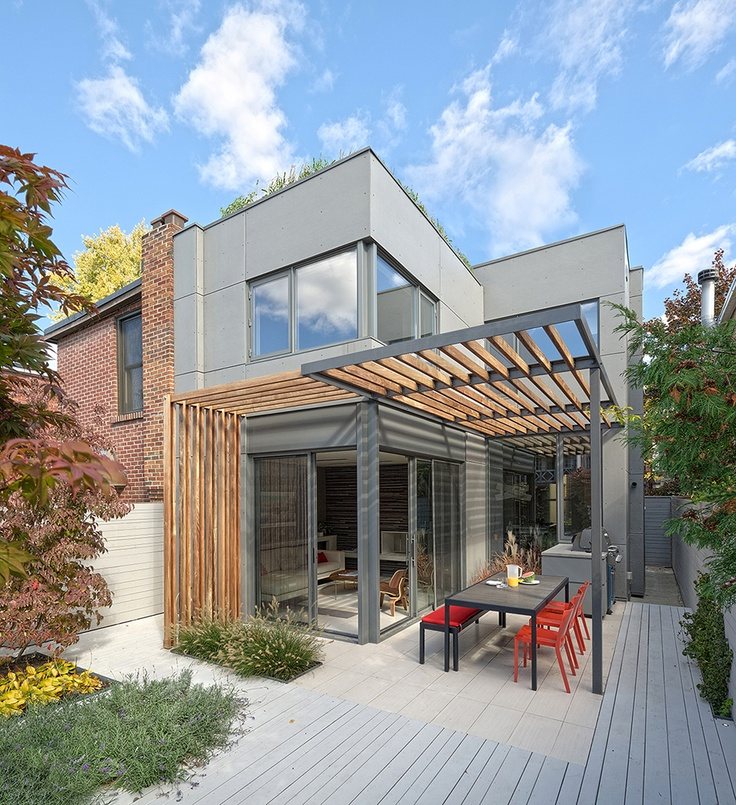 Dubbeldam Architecture, Through House, on nomeancity.net